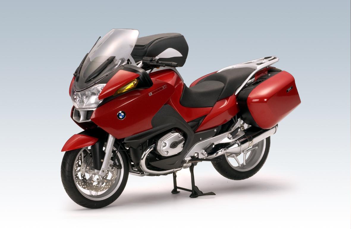 BMW R1200 RT K26 - Red