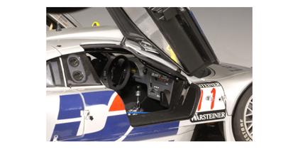 Autoart 1997 Mercedes Benz Clk Gtr Fia Gt1 Champion 11