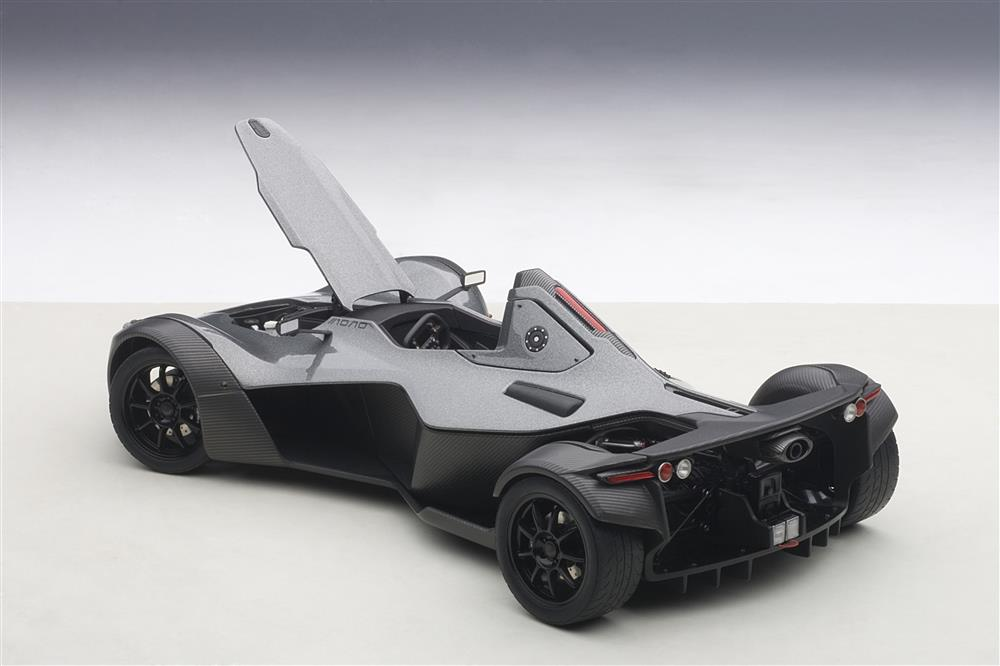 AUTOart: 2011 BAC Mono - Gunmetal Grey (18113) in 1:18 scale