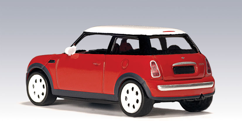Mini cooper s cabrio naranja r52 2004-2008 ca 1//43 1//36-1//46 Welly modelo auto mié