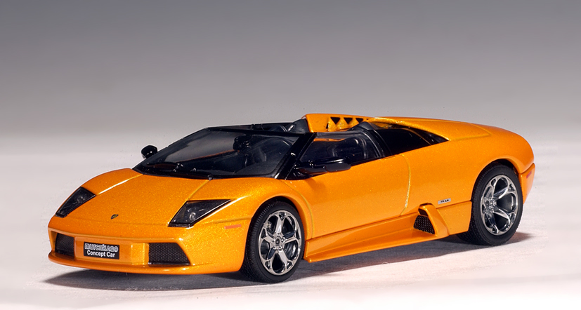 AUTOart Lamborghini Murcielago Concept Car Barchetta