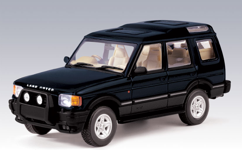 Autoart 1994 Land Rover Discovery V8 Green 54901 In 1