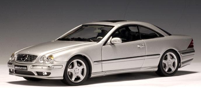 AUTOart: Mercedes-Benz CL 55 Amg 'F1 Limited Edition ...