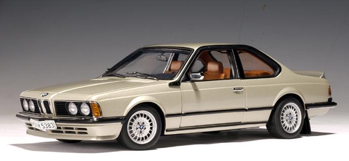 AUTOart BMW 635CSi Bronzitbeige Metallic 70523 In 1