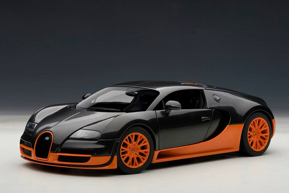 Upcoming Bugatti Veyron Super Sport Models In 1 18 Scale