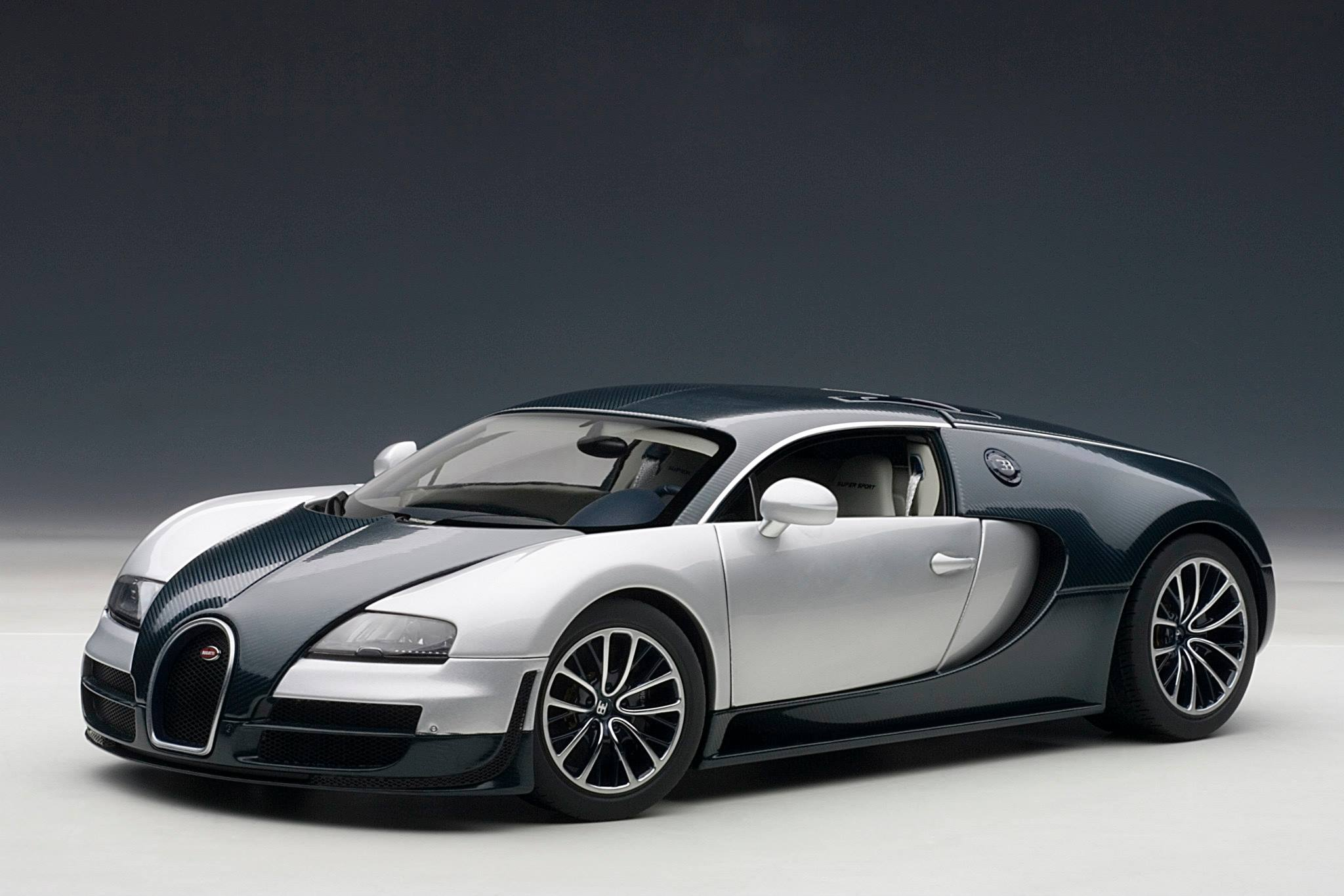 upcoming bugatti veyron super sport models in 1 18 scale. Black Bedroom Furniture Sets. Home Design Ideas