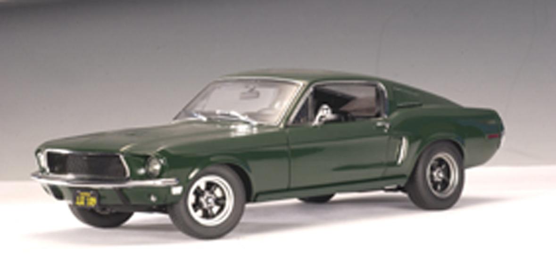 Autoart Ford Mustang Gt 390 Bullitt Steve Mcqueen