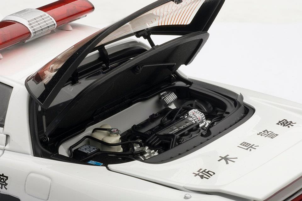 AUTOart: Honda NSX 1990 Japanese Police Car (73274) in 1 ...