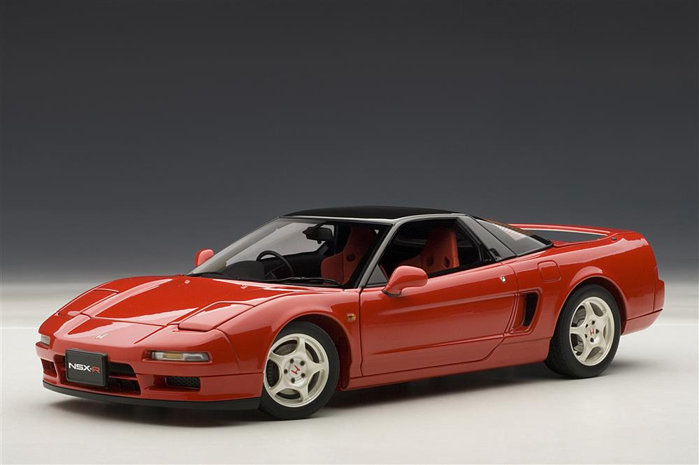 AUTOart: 1992 Honda NSX Type R - Formula Red (73298) in 1:18 scale - mDiecast