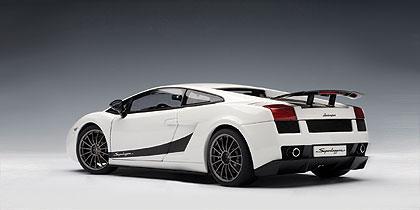 Autoart Lamborghini Gallardo Superleggera Monocerus Metallic