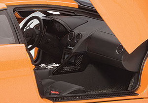 AUTOart: 2006 Lamborghini Murcielago LP640 - Arancio Atlas/Orange (74622) in 1:18 scale