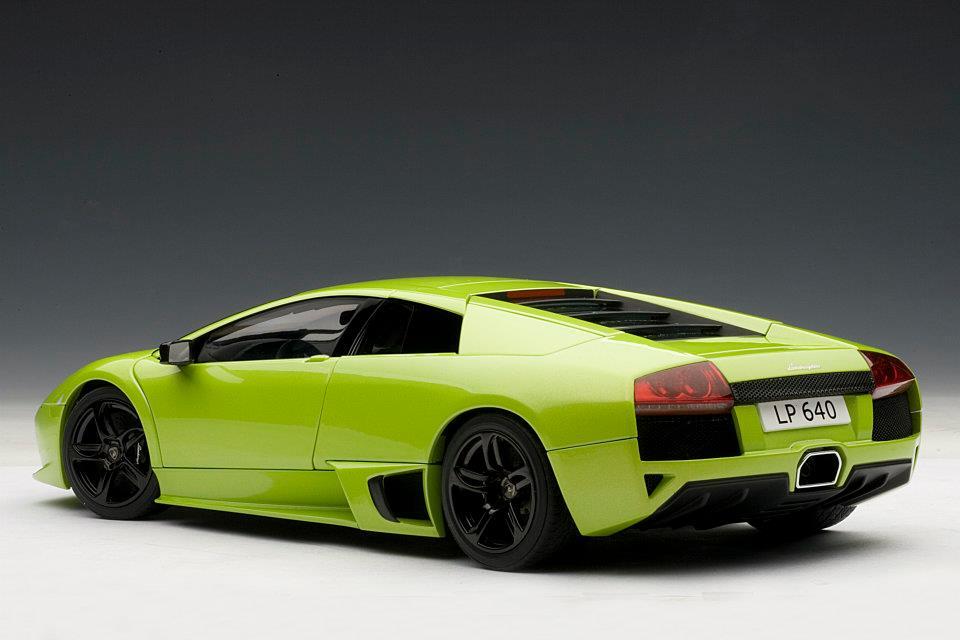 AUTOart Lamborghini Murcielago LP640 Verde Ithaca