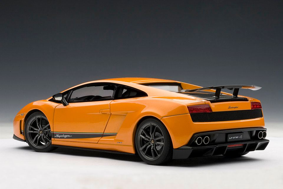Autoart Lamborghini Gallardo Lp570 4 Superleggera