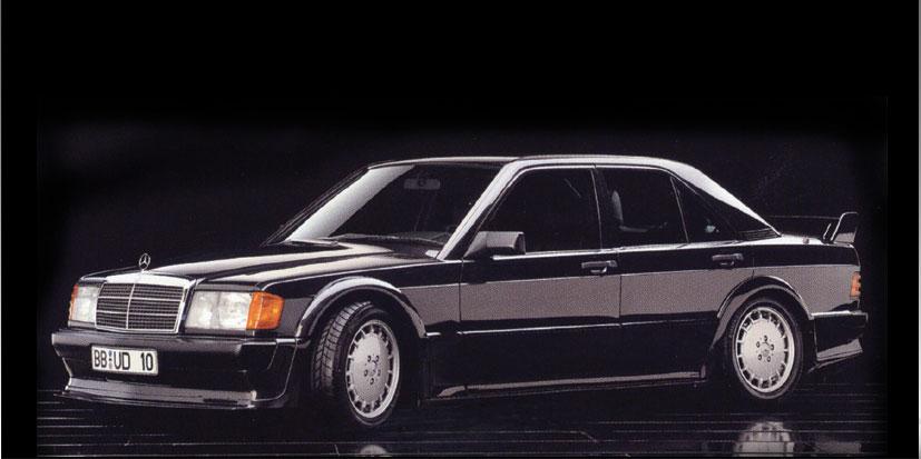 Mercedes benz 190 e 2 5 16 evolution i ii mercedes benz for Ariete evo 2 in 1