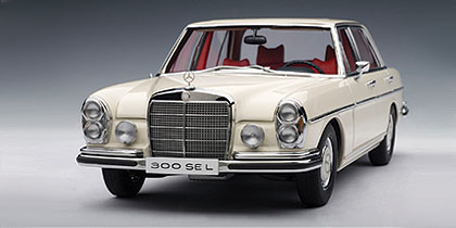 A on Mercedes Benz 300sel 6 3