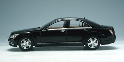 мерседес s500 swb 2004 autoart