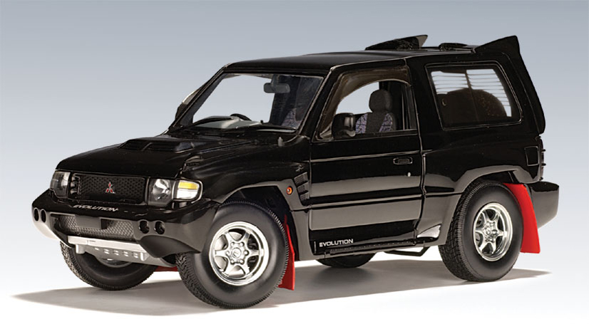 Autoart 1998 Mitsubishi Pajero Evo Black 77131 In 1 HD Wallpapers Download free images and photos [musssic.tk]