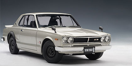 Autoart Nissan Skyline Gt R 1st Generation Kpgc10