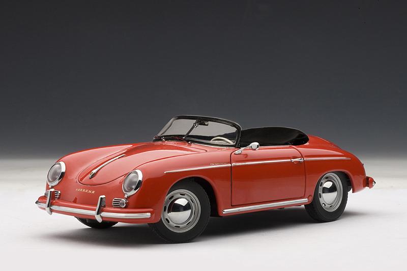 Autoart 1957 Porsche 356a Speedster European Version
