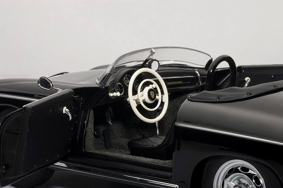 Autoart Porsche Speedster 71 Steve Mcqueen Version