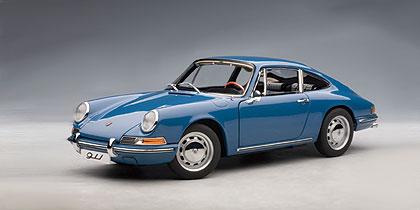 porsche 911 1964 (blue)