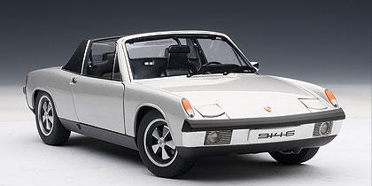 porsche 914/6 1970(silver metallic)