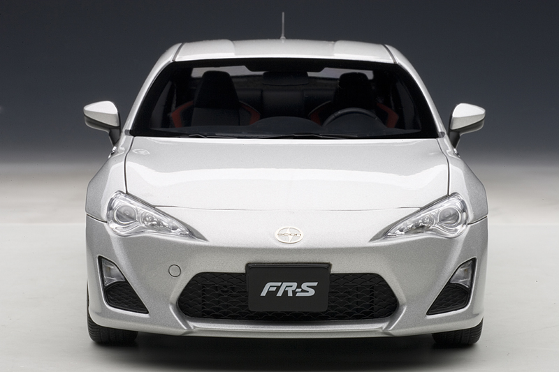 AUTOart: Scion FR-S North American Version (LHD) - Silver Metallic (78778) in 1:18 scale