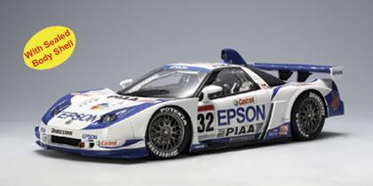 Autoart 2004 Honda Nsx Jgtc Epson 32 80499 In 118 Scale
