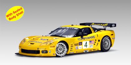 AUTOart: 2005 Chevrolet Corvette C6R Laguna SECA Race ...