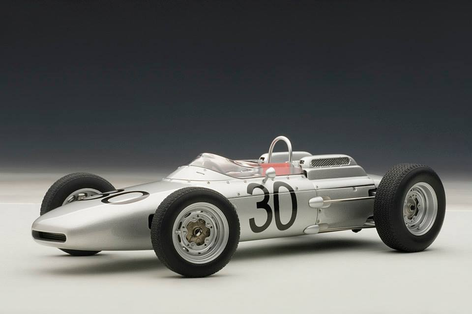 Autoart Porsche 804 F1 Winner Grand Prix De France 1962