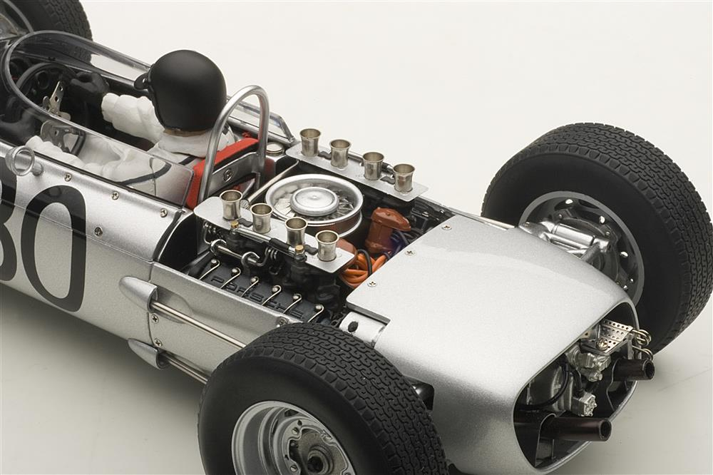autoart porsche 804 f1 winner grand prix de france 1962 30 w d 86273 in 1 18 scale mdiecast