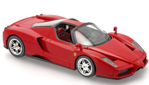 Bbr Models 2006 Ferrari Enzo Spider Red Bbr224a In 143 Scale