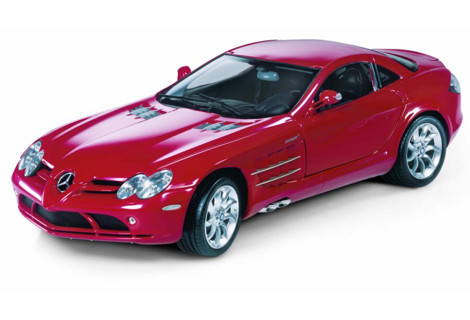 Cmc 2003 Mercedes Benz Slr Mclaren Red C 006a In 1 12 Scale