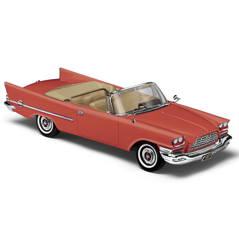 Danbury Mint: 1957 Chrysler 300C Convertible