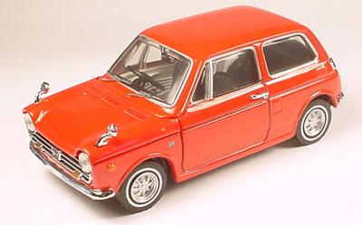 Honda N360 1967 Red 1//24 Big Scale Box Mini Car Display Diecast 3CA1