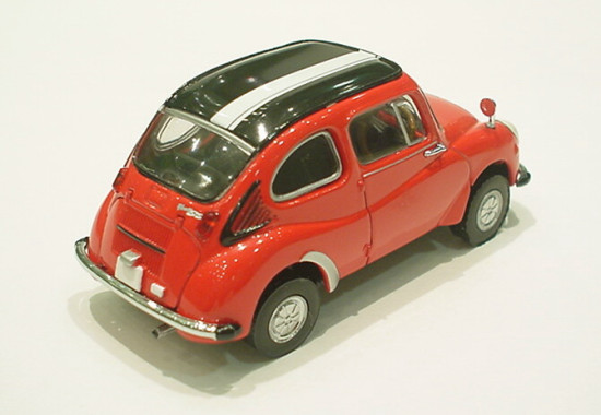 1968 Subaru 360 Young SS - Red