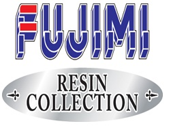Fujimi Resin Collection Logo
