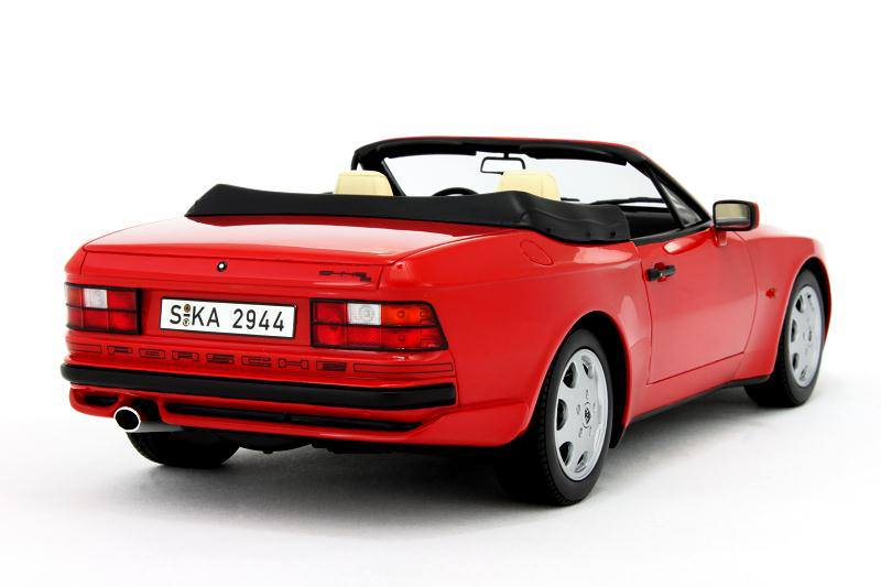 gt spirit porsche 944 s2 cabriolet red gt002zm in 1. Black Bedroom Furniture Sets. Home Design Ideas