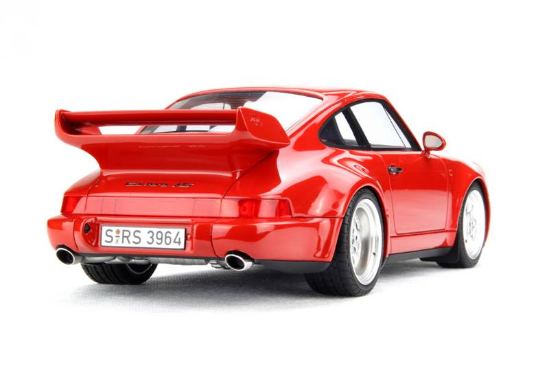 gt spirit porsche 911 type 964 rs 3 8 red gt003cs in 1 18 scale mdiecast. Black Bedroom Furniture Sets. Home Design Ideas