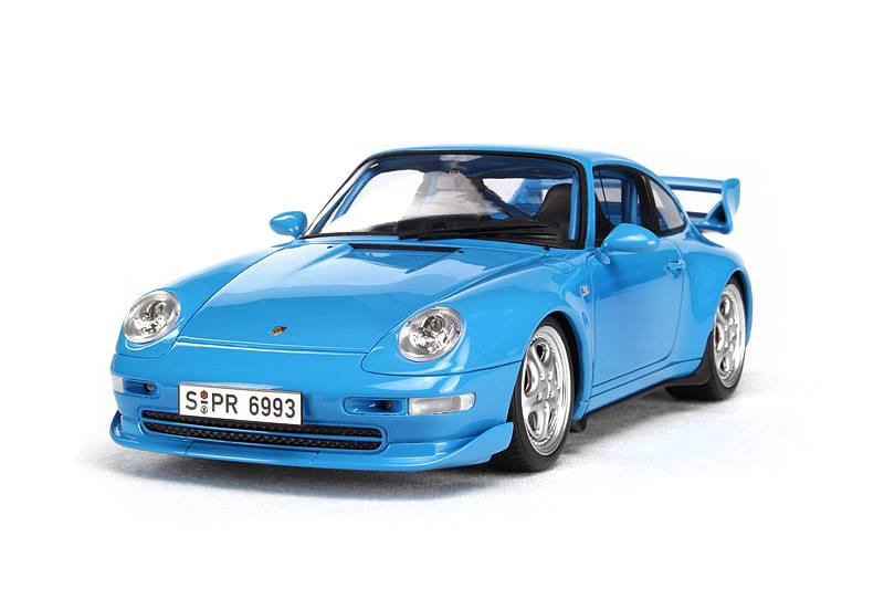 gt spirit porsche 911 993 carrera rs clubsport blue gt005cs in 1 18 scale mdiecast. Black Bedroom Furniture Sets. Home Design Ideas
