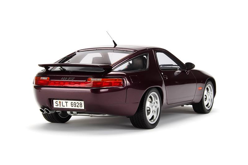 GT Spirit: Porsche 928 GTS - Ruby Red Metallic (GT006ZM) in 1:18 scale