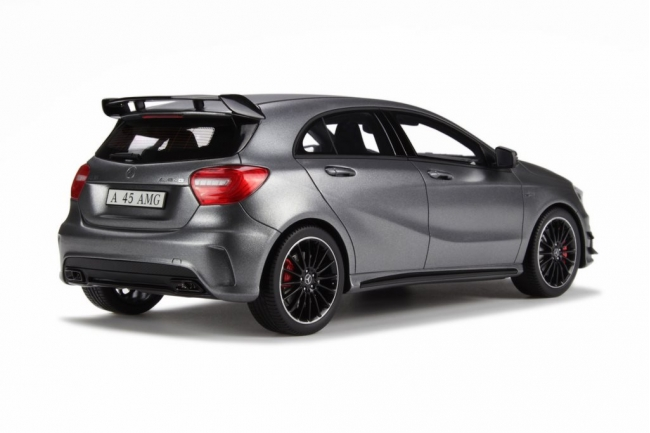 Gt spirit mercedes benz a45 amg matt metallic gt025 for Mercedes benz support number