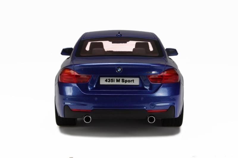 GT Spirit: BMW M435i - Estoril Blue (GT027) in 1:18 scale ...