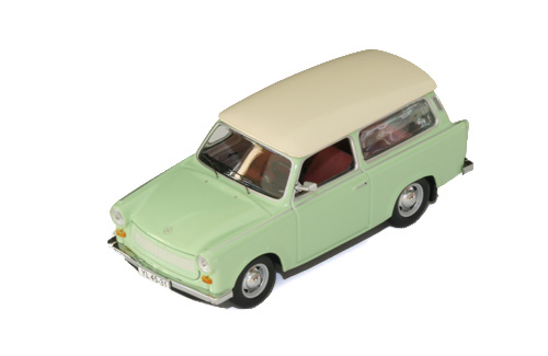 ist models 1965 trabant 601 kombi pastel green and. Black Bedroom Furniture Sets. Home Design Ideas