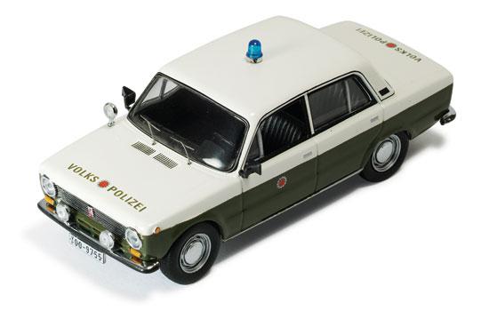 IXO: Lada 1200 Volkspolizei (CLC131) in 1:43 scale - mDiecast
