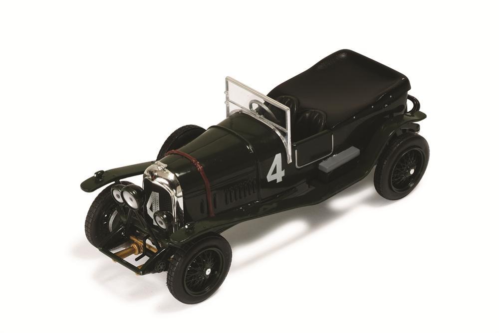 ixo 1928 bentley sport 4 5 lit w barnato b rubin 4 winner le mans lm1928 in 1 43 scale. Black Bedroom Furniture Sets. Home Design Ideas