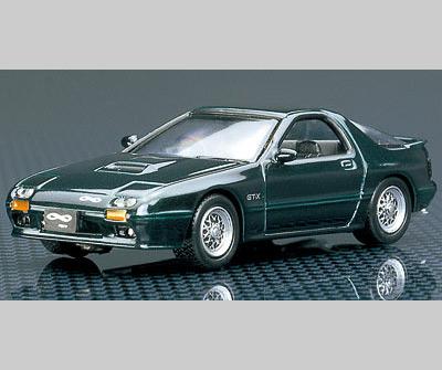 Kyosho: 1990 Mazda Savanna RX-7 (FC3S) - Green (06114GR