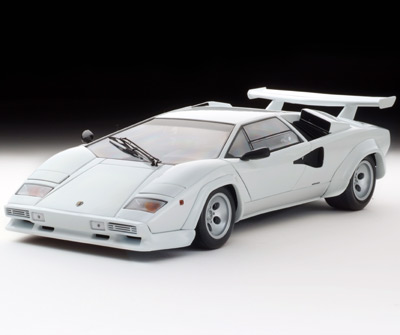 Kyosho Lamborghini Countach Lp5000 Qv White 08327w In 1 18