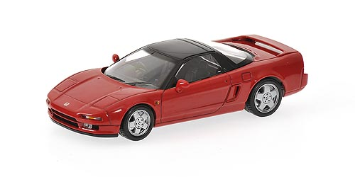Kyosho: Honda NSX - Red (03321R) in 1:43 scale
