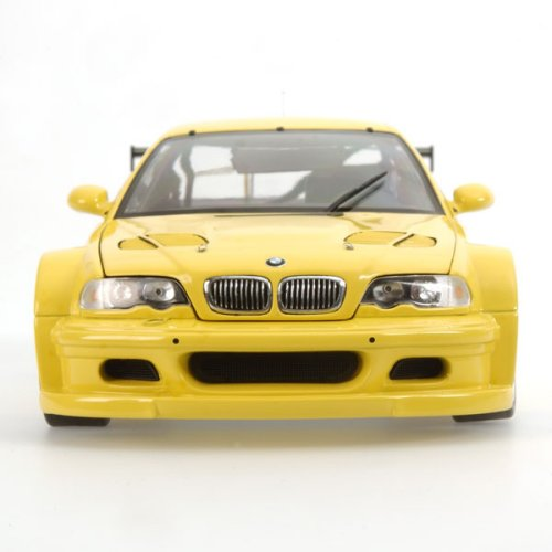 Bmw M3 Gtr: Minichamps: 2001 BMW M3 GTR Street